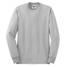 JERZEES - Dri-Power Active 50/50 Cotton/Poly Long Sleeve T-Shirt