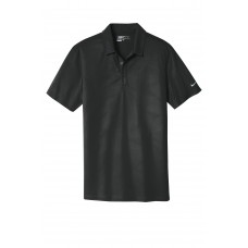 Nike Golf Dri-FIT Embossed Tri-Blade Polo