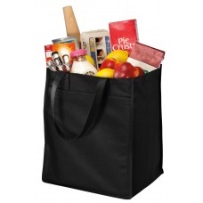 Port Authority® - Extra-Wide Polypropylene Grocery Tote
