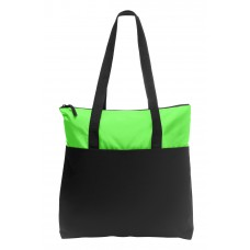Port Authority® Zip-Top Convention Tote