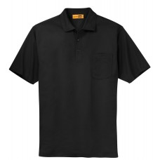 CornerStone - Industrial Pocket Pique Polo