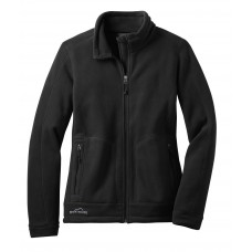 Eddie Bauer® - Ladies Wind-Resistant Full-Zip Fleece Jacket