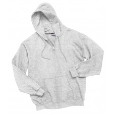 Hanes Ultimate Cotton - Full-Zip Hooded Sweatshirt