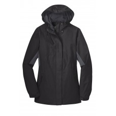 Port Authority® Ladies Cascade Waterproof Jacket