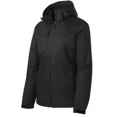 Port Authority® Ladies Vortex Waterproof 3-in-1 Jacket
