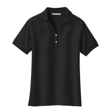 Port Authority Ladies 100% Pima Cotton Polo