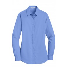Port Authority® Ladies SuperPro™ Twill Shirt
