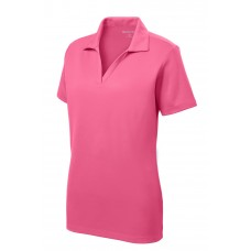 Sport-Tek Ladies PosiCharge RacerMesh Polo