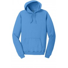Port & Company Pigment-Dyed Pullover Hooded Sweatshirt