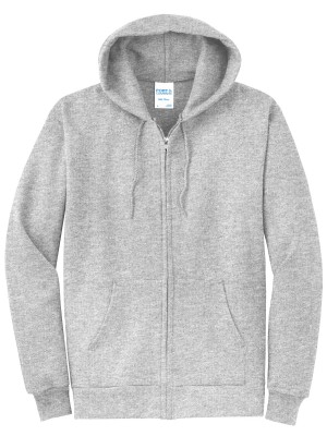 Port & Company - Core Fleece Full-Zip Hooded Sweatshirt