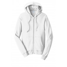 Port & Company Fan Favorite Fleece Full-Zip Hooded Sweatshirt