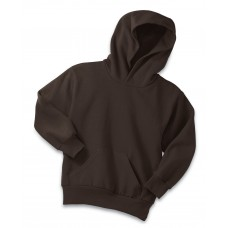 Port & Company - Youth Core Fleece Pullover Hooded Sweatshirt