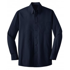 Port Authority® Long Sleeve Value Poplin Shirt