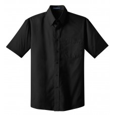 Port Authority® Short Sleeve Value Poplin Shirt