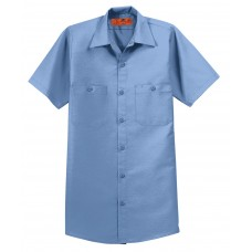 Red Kap® - Short Sleeve Industrial Work Shirt