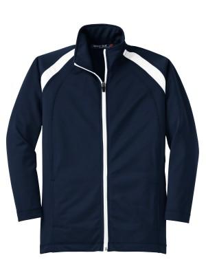 Sport-Tek® Youth Tricot Track Jacket