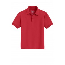Gildan Youth DryBlend 6-Ounce Double Pique Sport Shirt