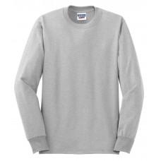 JERZEES - Dri-Power Active 50/50 Cotton/Poly Long Sleeve T-Shirt
