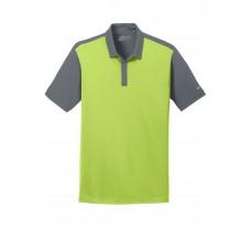 Nike Golf Dri-FIT Colorblock Icon Modern Fit Polo