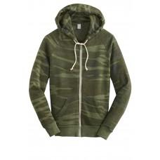 Alternative Adrian Eco -Fleece Zip Hoodie