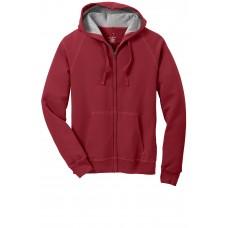 Hanes Nano Full-Zip Hooded Sweatshirt