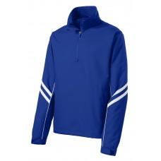 Sport-Tek® Shield Ripstop 1/2-Zip Pullover