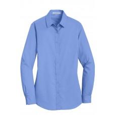 Port Authority® Ladies SuperPro™ Twill Shirt