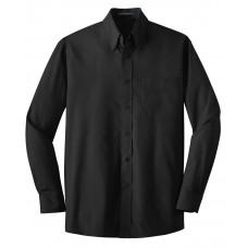 Port Authority® Long Sleeve Value Poplin Shirt