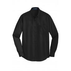 Port Authority® SuperPro™ Twill Shirt