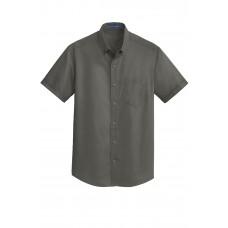Port Authority® Short Sleeve SuperPro™ Twill Shirt