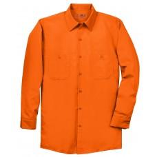 Red Kap® - Long Sleeve Industrial Work Shirt