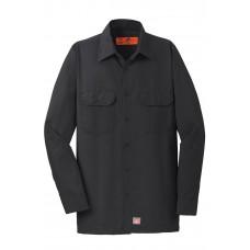 Red Kap® Long Sleeve Solid Ripstop Shirt