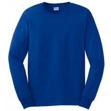 Gildan - Ultra Cotton 100% Cotton Long Sleeve T-Shirt